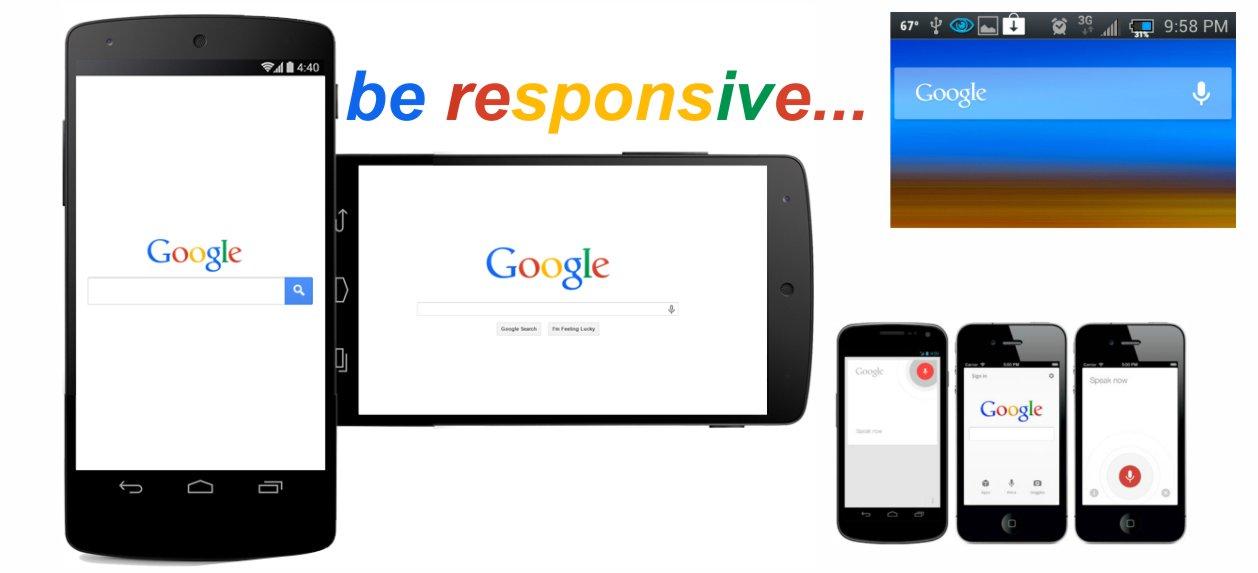 Mobile-Friendly ιστοσελίδες θα εμφανίζονται υψηλότερα στην Google!